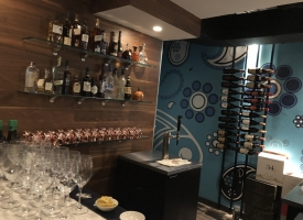 Bar in Private Event Room